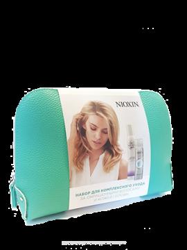 Подарочный набор для комплексного ухода за окрашенными волосами NIOXIN 3D Intensive